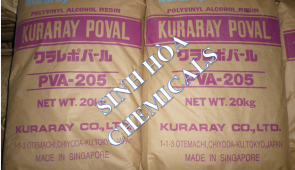 Polyvinyl Alcohol Resin – PVA205